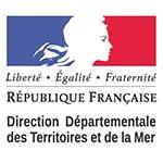logo Direction Départementale des Territoires et de la Mer